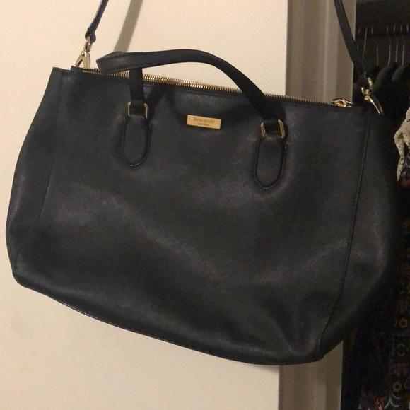 kate spade Handbags - Kate Spade black handbag purse